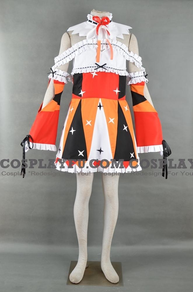 Himmel Cosplay Costume from Beatmania IIDX