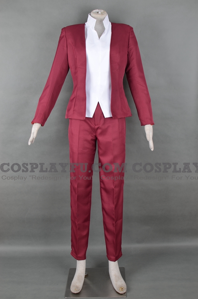 Cagalli Cosplay Costume (Suit) from Gundam Seed
