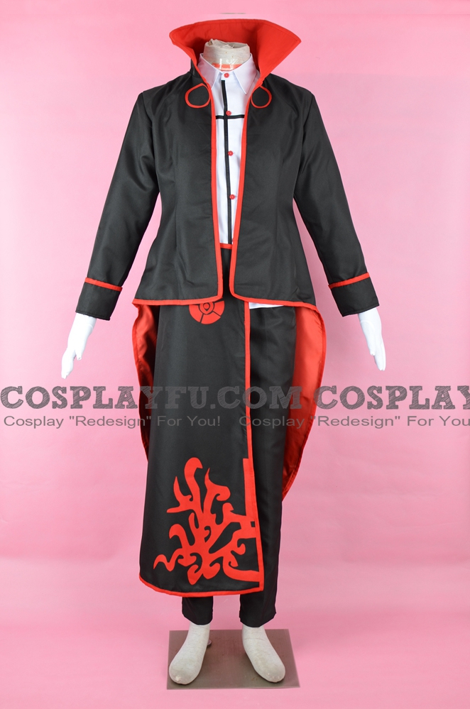 LeBlanc Cosplay Costume (2nd) from League of Legends