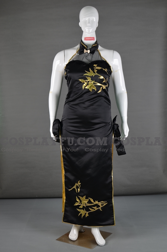 OTs 14 Cosplay Costume (Cheongsam) from Girls' Frontline