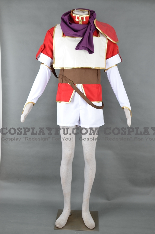 Kris Cosplay Costume (Female) from Fire Emblem
