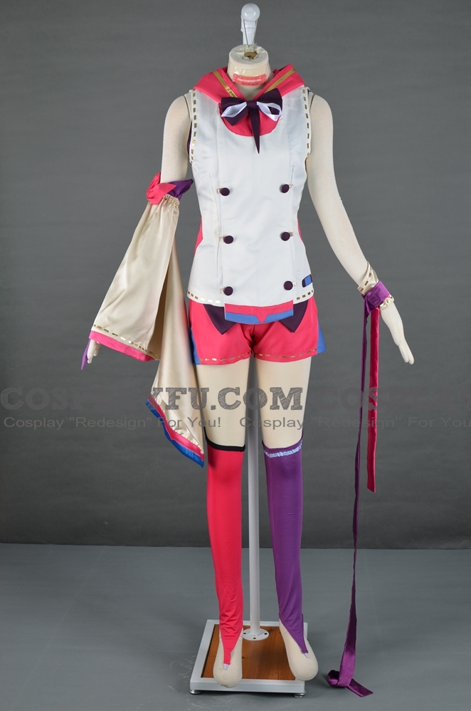 Meika Cosplay Costume from Vocaloid