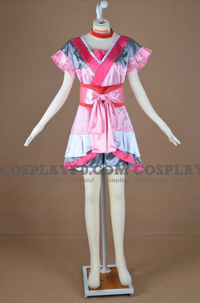 Kurosawa Ruby Cosplay Costume (TONIGHT) from Love Live! Sunshine!!