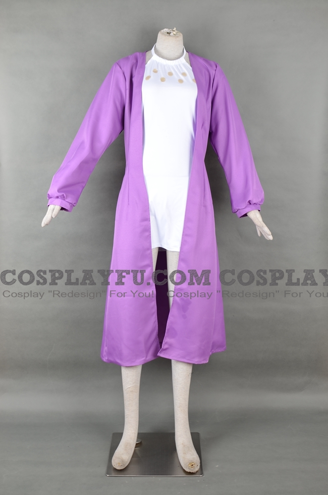Nico Cosplay Costume from One Piece (1253)