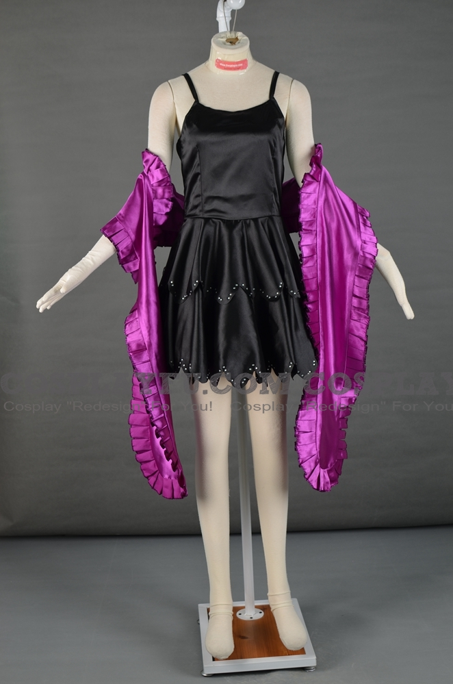 Tohka Cosplay Costume (Black Dress) from Date A Live