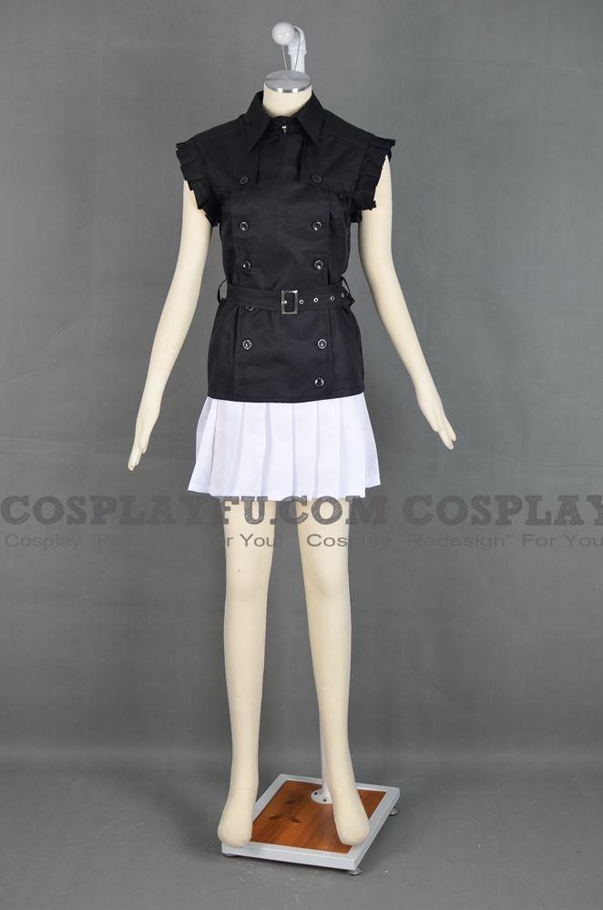 Xion Cosplay Costume (Kingdom Hearts 3) from Kingdom Hearts