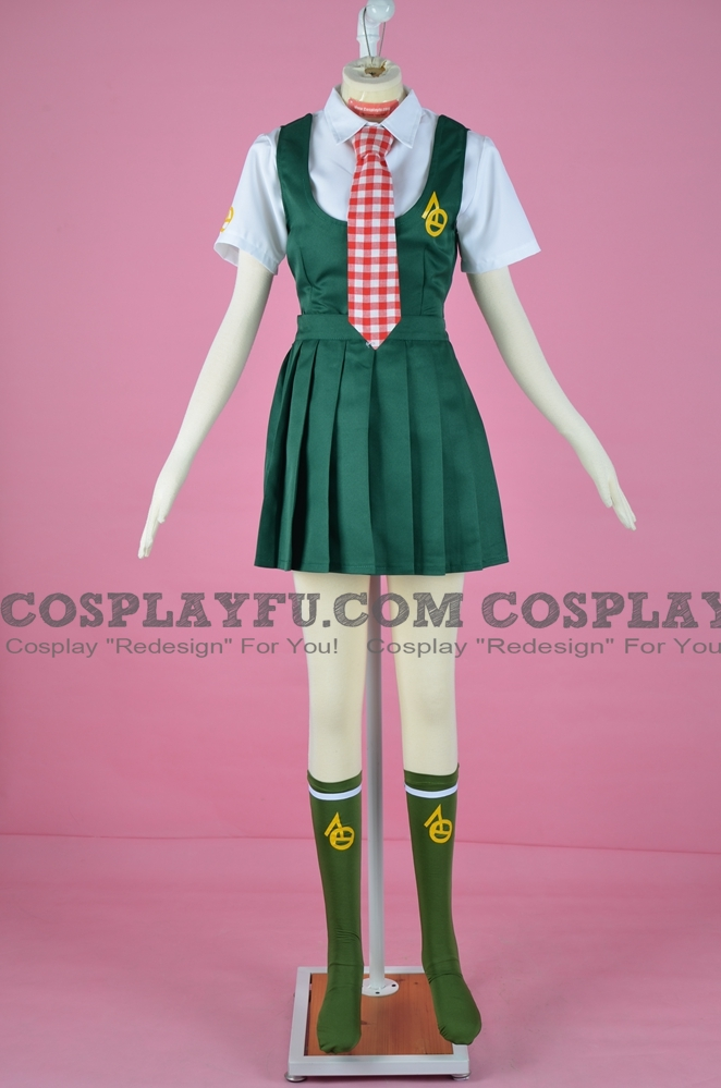 Mahiru Cosplay Costume from Danganronpa