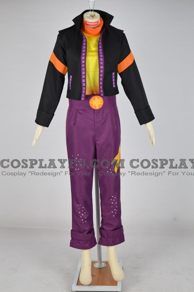 Sunset Cosplay Costume (3rd) from My Little Pony