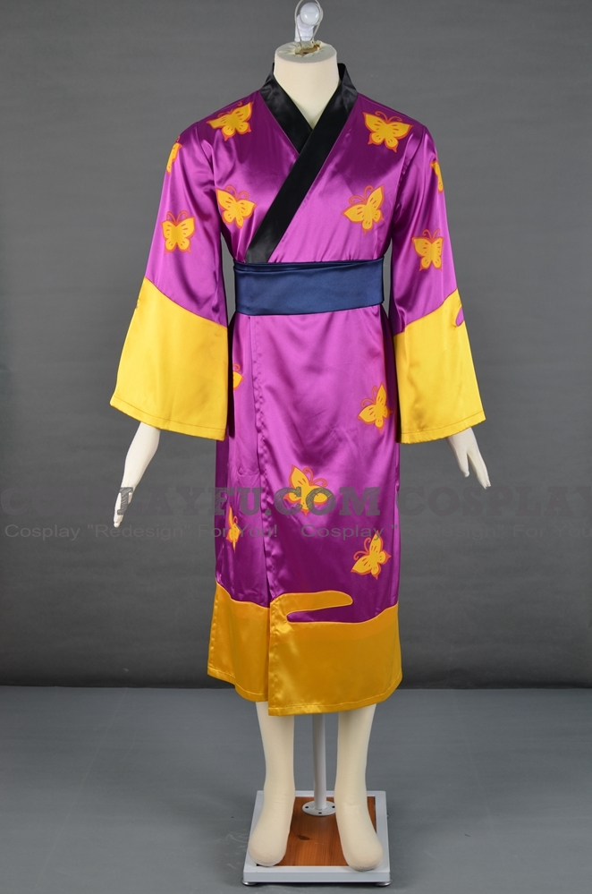 Shinsuke Cosplay Costume from Gin Tama
