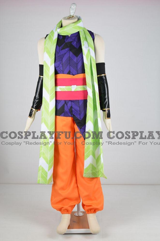 Yuki Rurikawa Cosplay Costume (9th) from Act! Addict! Actors!