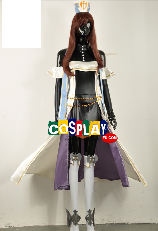Priest Cosplay Costume from Dungeon Fighter Online