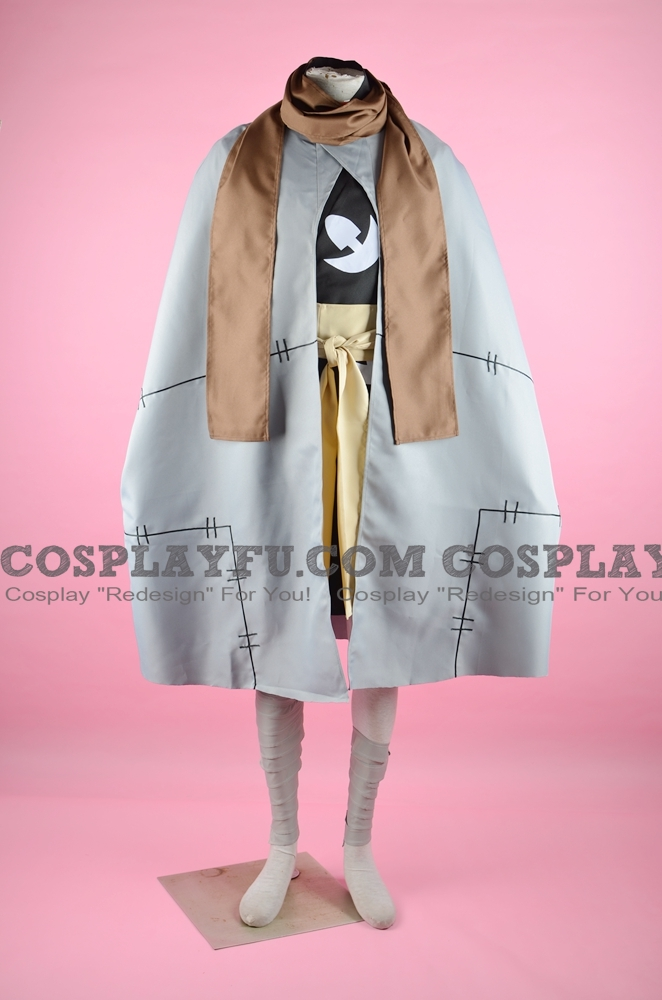 Hyakkimaru Cosplay Costume from Dororo