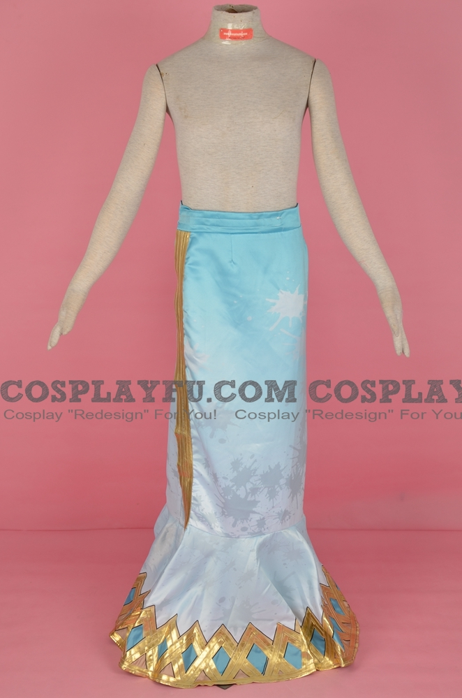 Gunnthra Cosplay Costume Skirt from Fire Emblem Heroes
