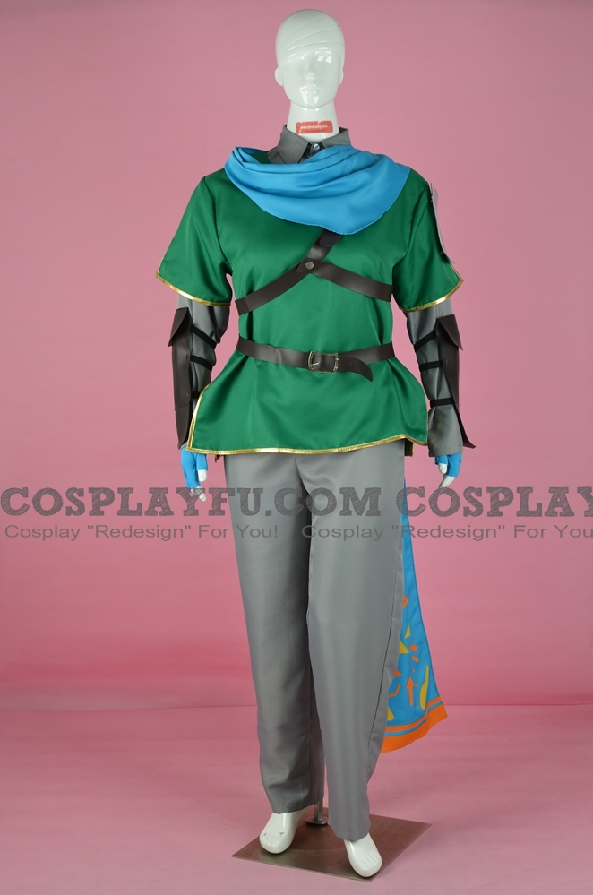 Link Cosplay Costume (2nd) from The Legend of Zelda