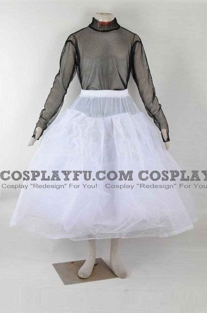 Hoop-less Petticoat