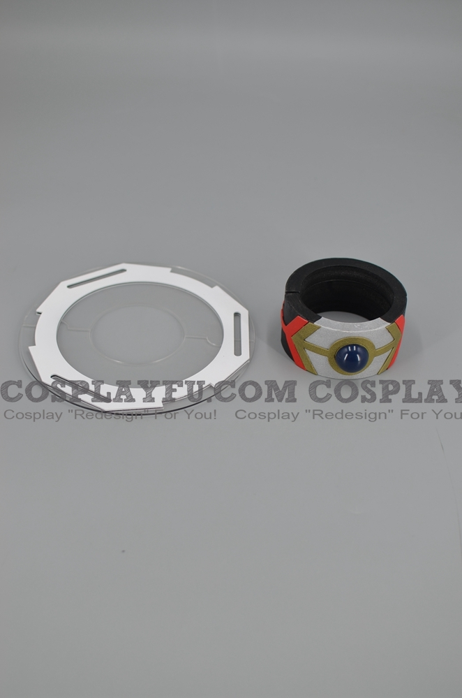 Revolver Cosplay Costume Watch (Duel Disc) from Yu-Gi-Oh!