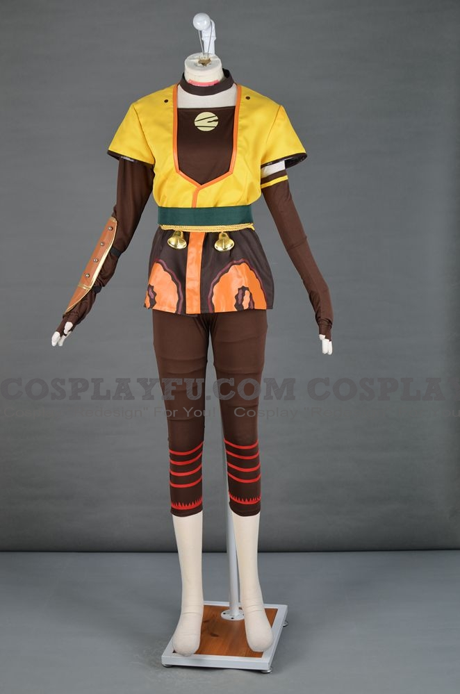 Ulrich Stern Cosplay Costume from Code Lyoko
