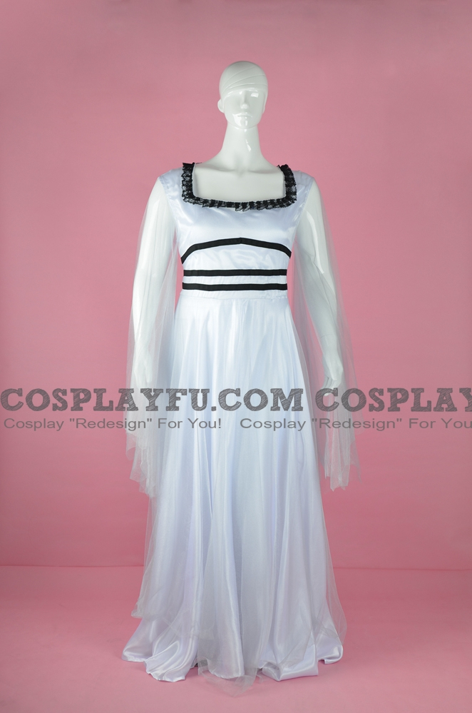 Lily Cosplay Costume from The Munsters