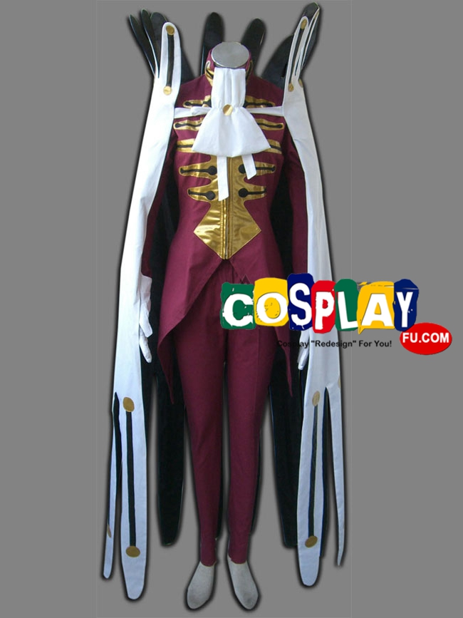 Cornelia Cosplay Costume from Code Geass