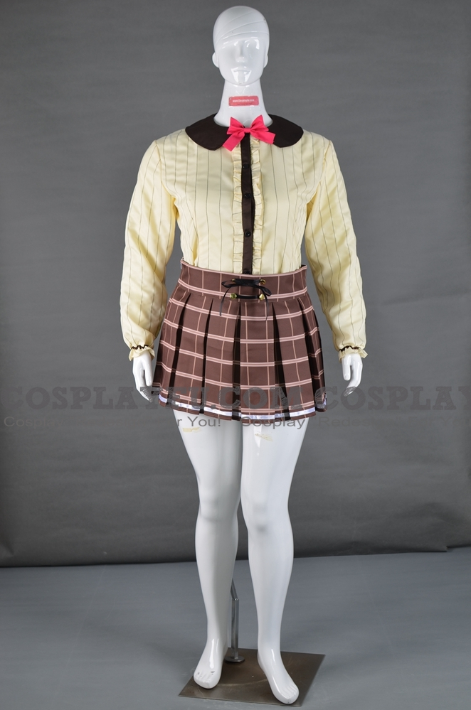 Kurumi Cosplay Costume from The Idolmaster Cinderella Girls
