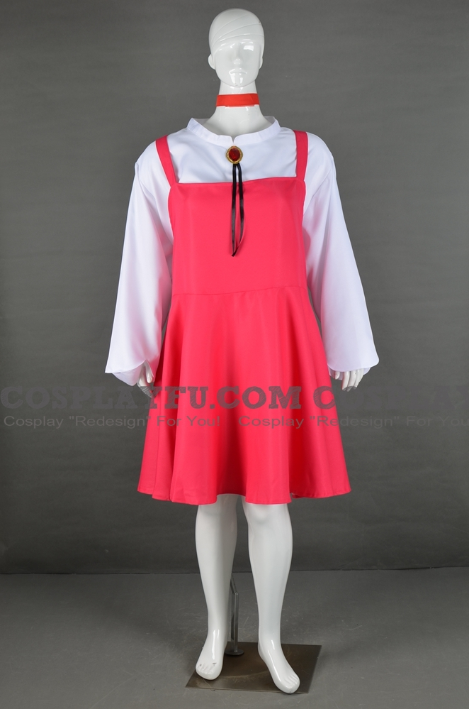 Neko Cosplay Costume from GeGeGe no Kitaro