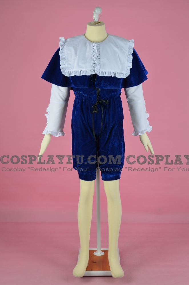 Souseiseki Cosplay Costume from Rozen Maiden