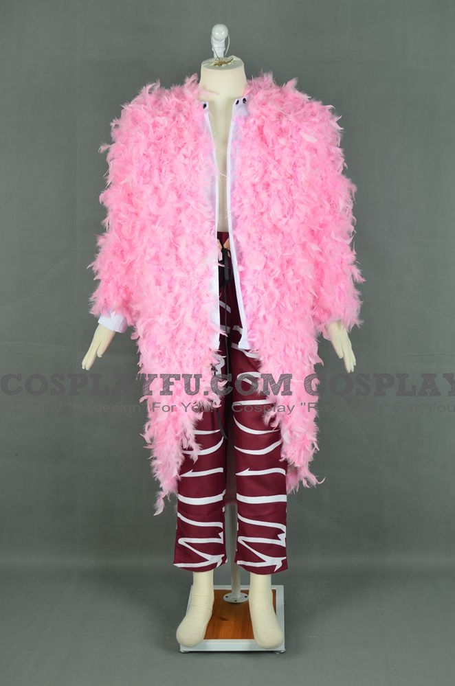 Donquixote Cosplay Costume (2nd) from One Piece