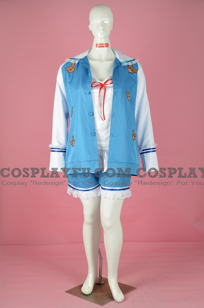 Alice Cosplay Costume from Heaven's Memo Pad
