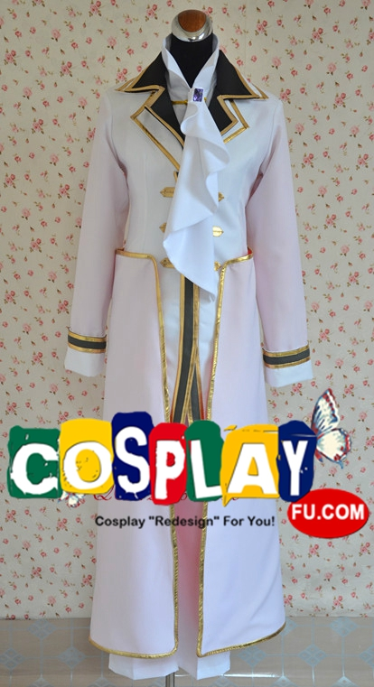 Oz Cosplay Costume (2nd) from Pandora Hearts