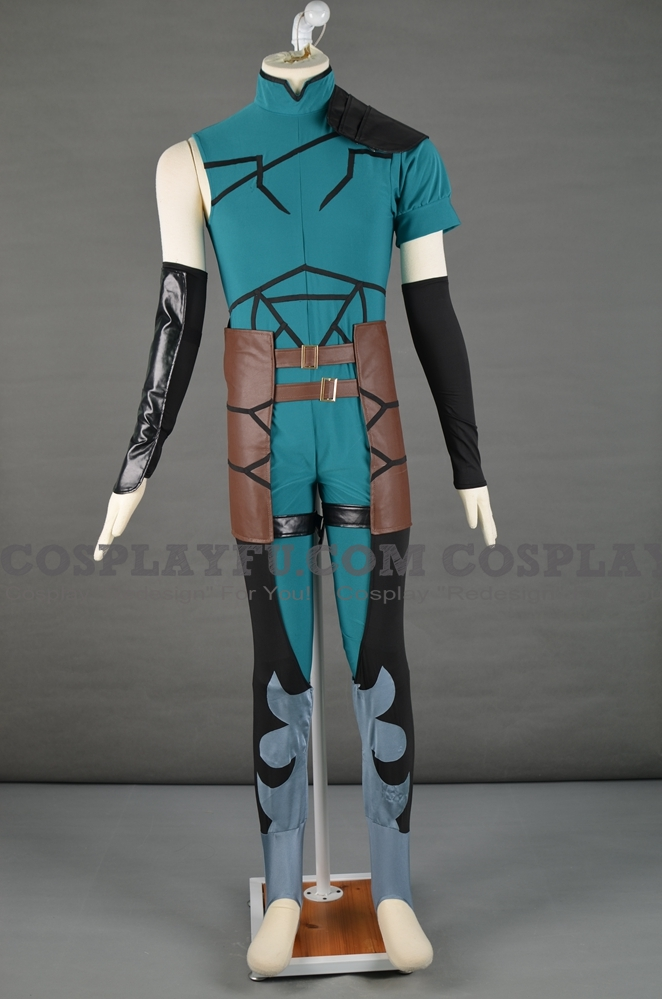 Lancer Cosplay Costume from Fate Zero