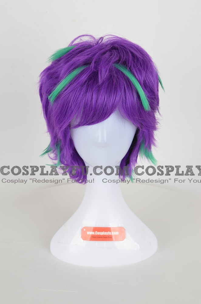 Aria Blaze Cosplay Costume Short Wig from My Little Pony
