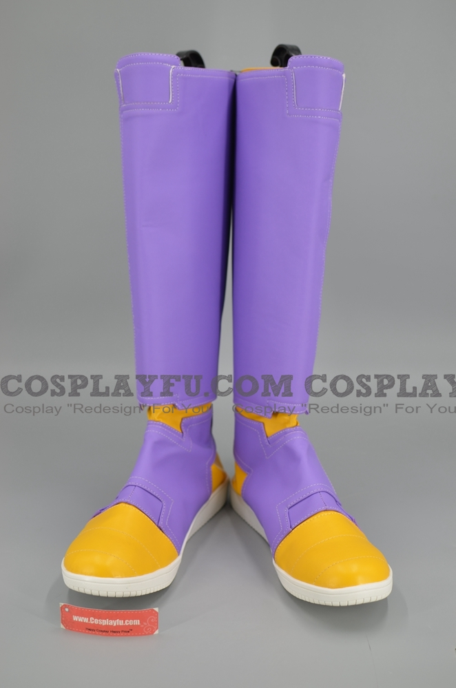 Vegeta Cosplay Costume Boots (Dragon Ball GT) from Dragon Ball