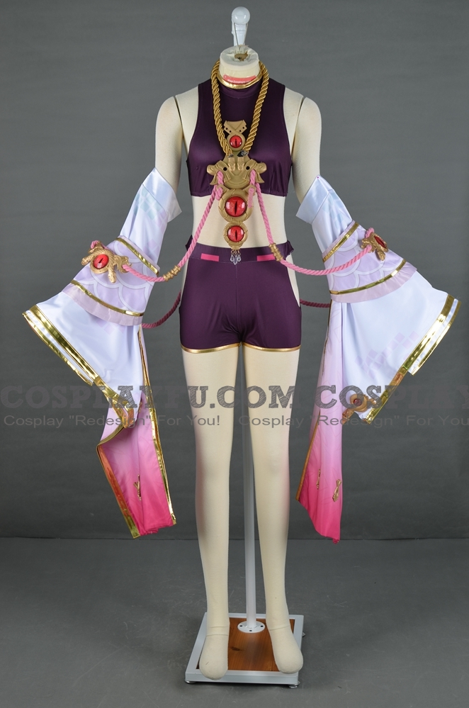 Oura Hannya Cosplay Costume from Onmyoji