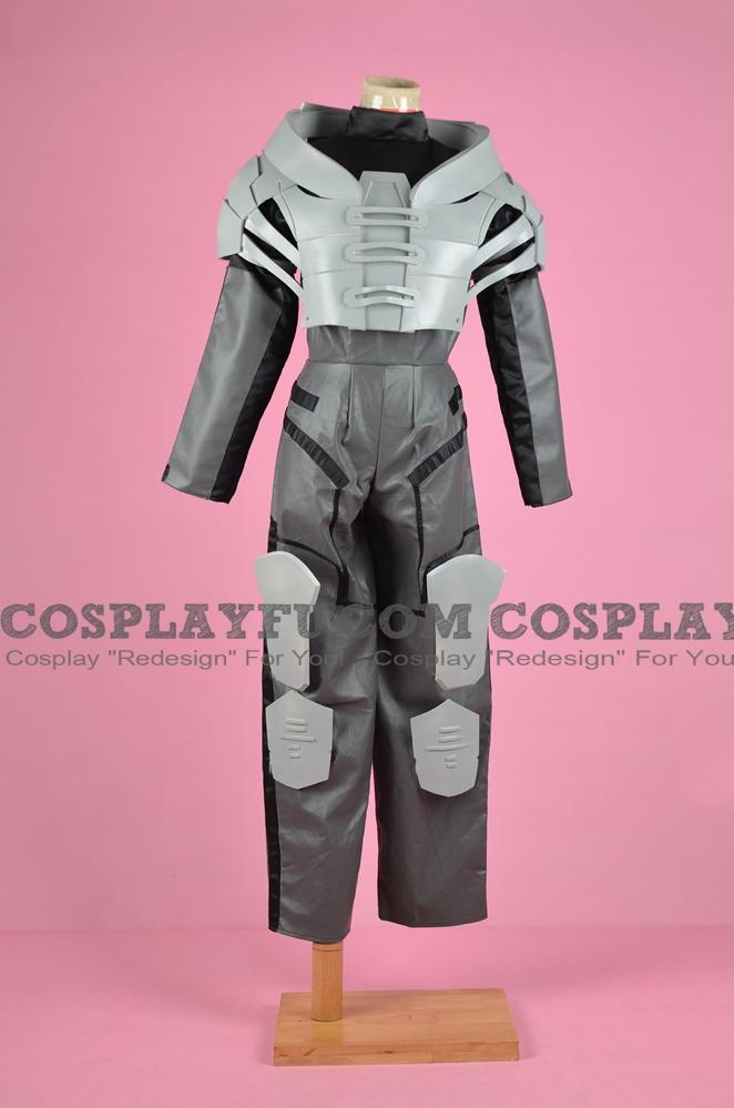 Saren Arterius Cosplay Costume from Mass Effect