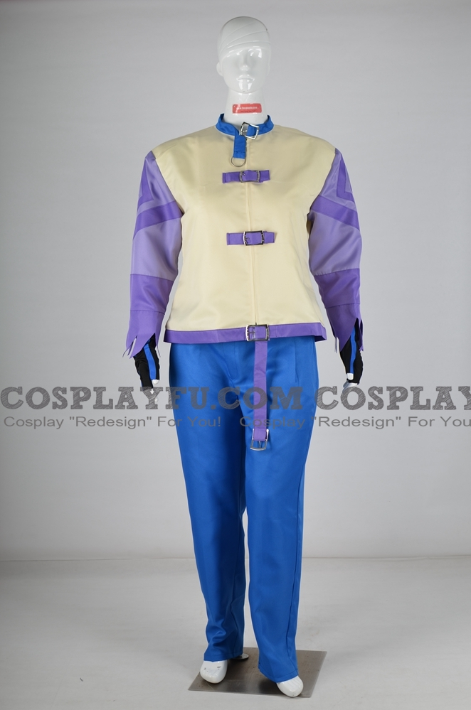 Joker Cosplay Costume (2nd) from Batman