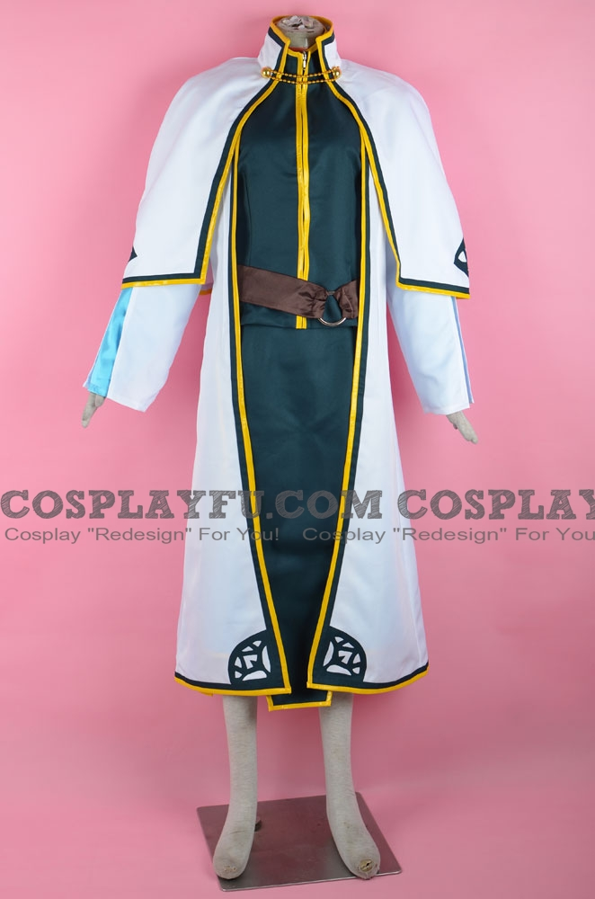 Soren Cosplay Costume from Fire Emblem