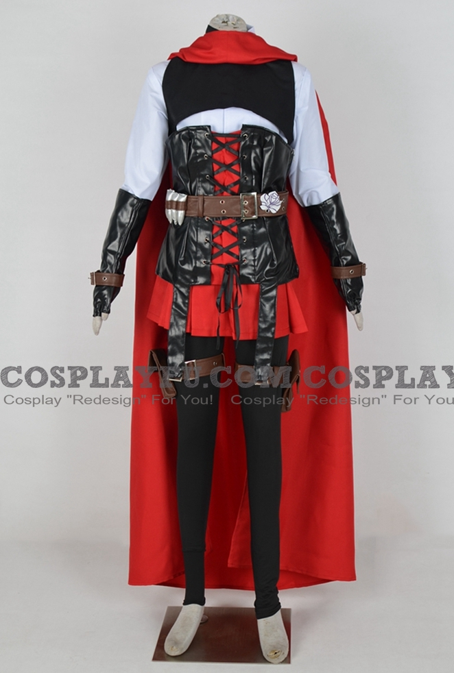 Ruby Cosplay Costume (Volume 7) from RWBY