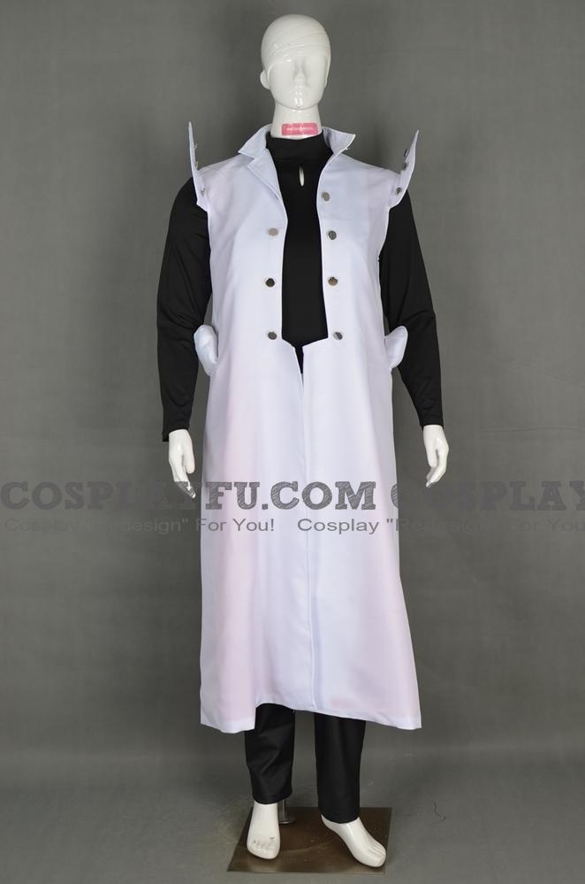 Seto Kaiba Cosplay Costume from Yu-Gi-Oh!