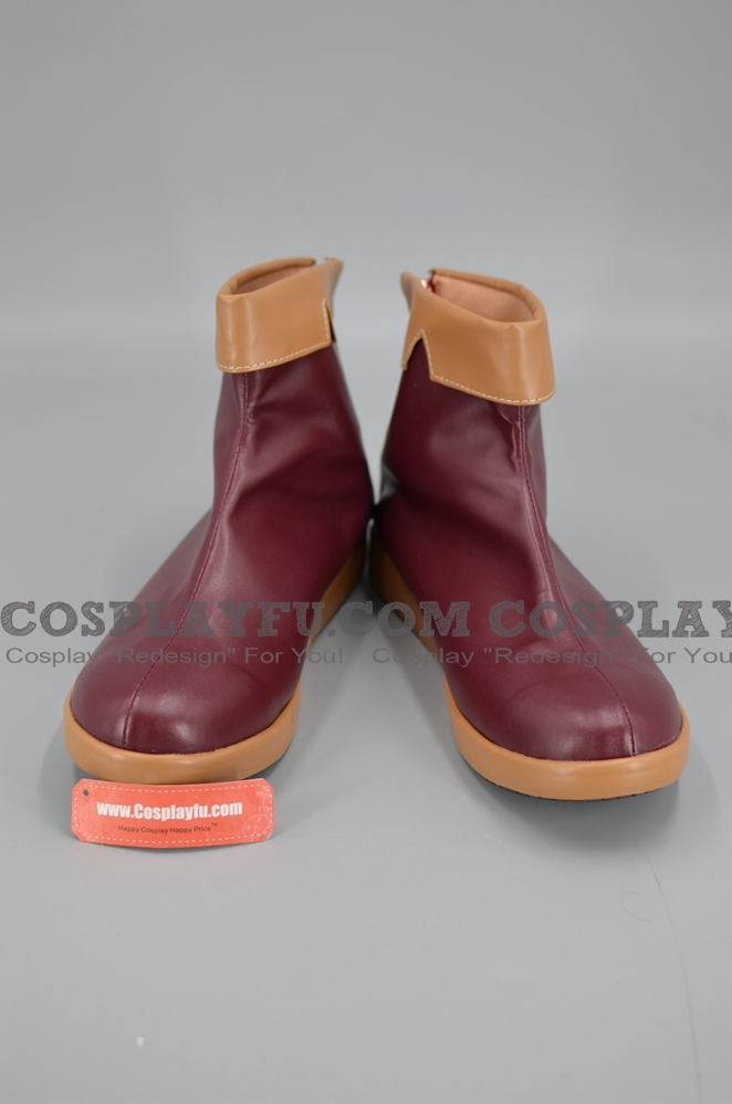 Oliver Shoes from Ni no Kuni: Shikkoku no Madoshi