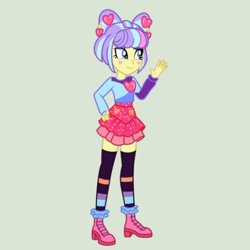 Supernova Zap Cosplay Costume from My Little Pony