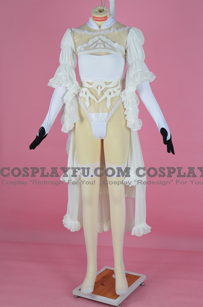 YoRHa No.2 Type B Cosplay Costume from NieR: Automata
