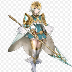 Fjorm Cosplay Costume from Fire Emblem Heroes