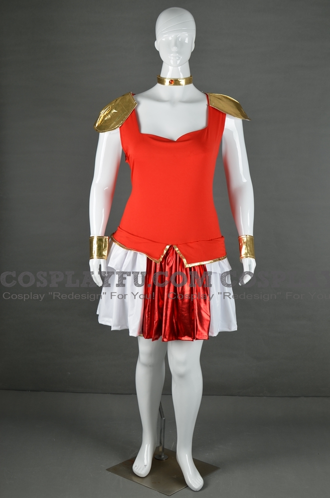 Wedding Cosplay Costume from Wedding Peach