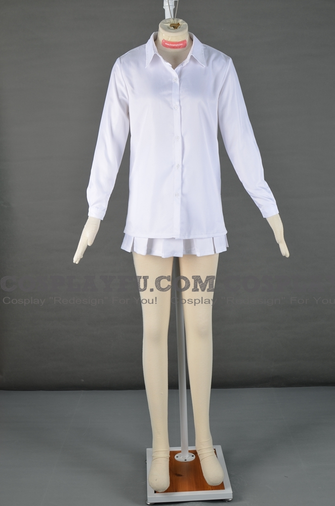 Emma Cosplay Costume from The Promised Neverland