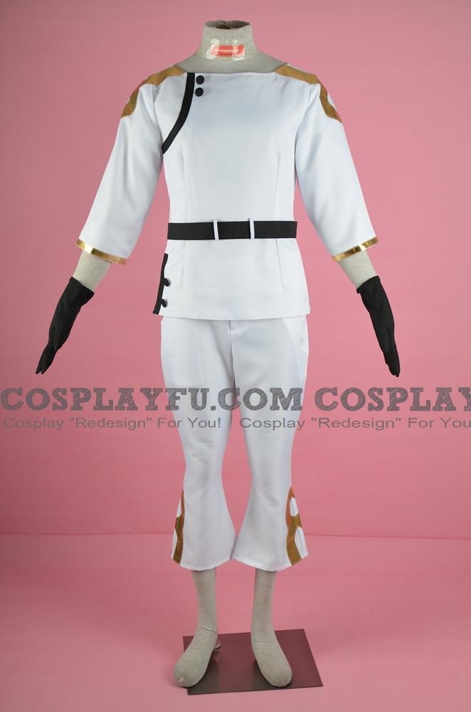 Klim Nick Cosplay Costume from Gundam