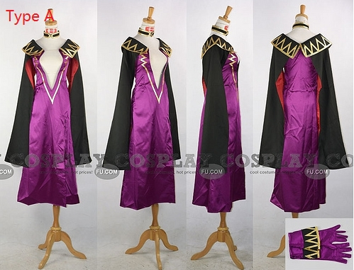 Oh My Goddess! Urd Costume