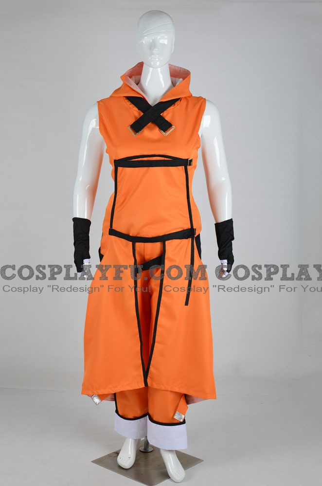Guilty Gear May Traje (Guilty Gea)