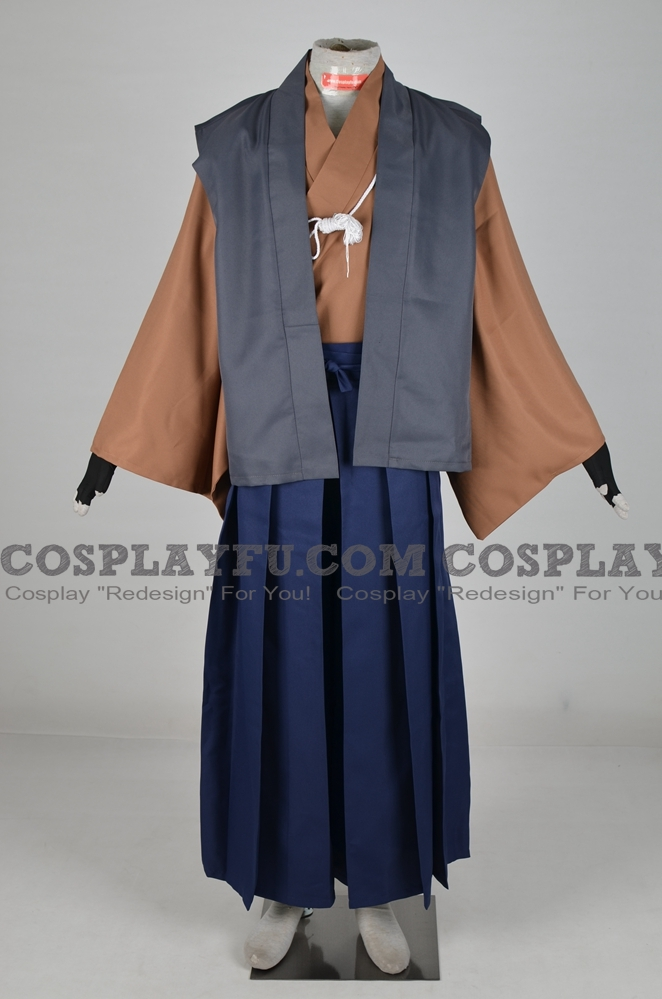 Samurai Shodown Jubei Disfraz