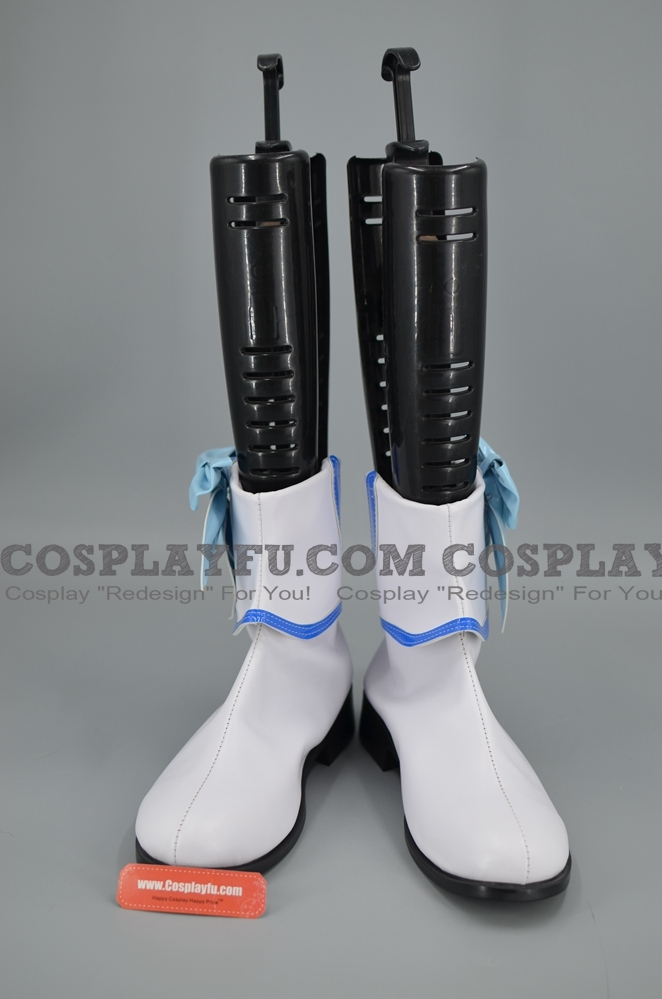 Dennou Shoujo Siro Cosplay Costume Shoes from Virtual Youtuber