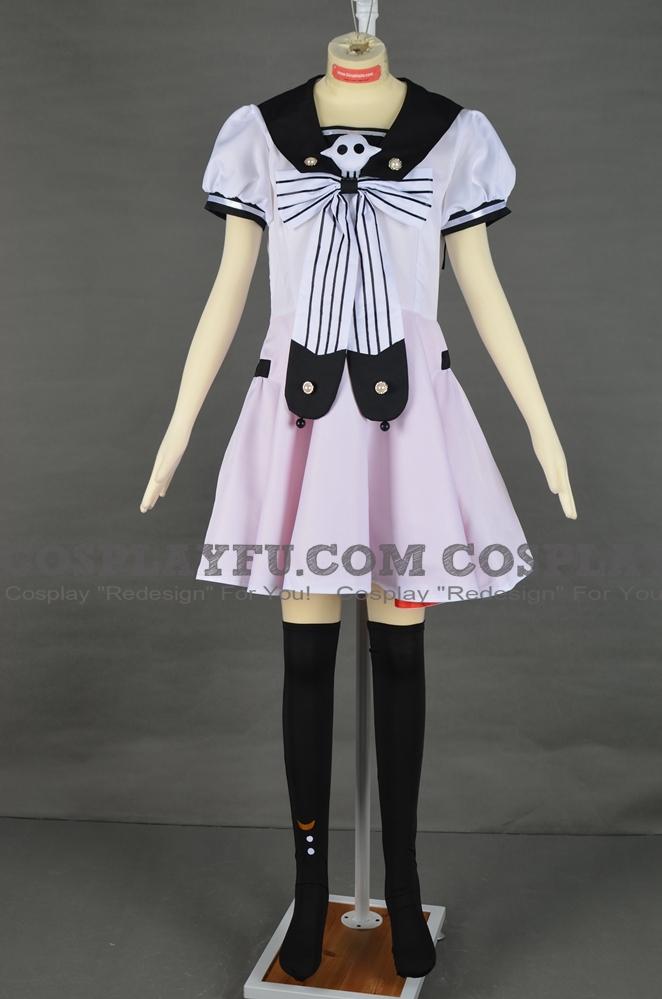 Nene Yashiro Cosplay Costume from Toilet-Bound Hanako-kun